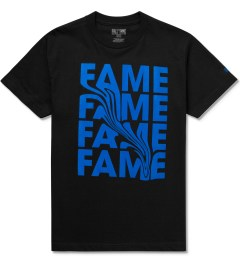 Hall of Fame Black Smear T-Shirt Picture