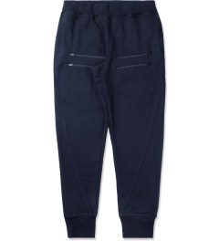 UNYFORME Navy Jones Twisted Seam Sweatpants Picutre