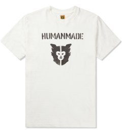 Human Made White Logo T-Shirt Picture