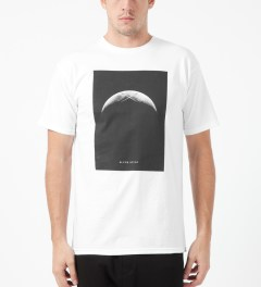 Black Scale White Far Beyond T-Shirt Model Picture