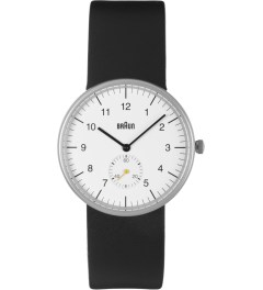 Braun White BN0024WHBKG Watch Picutre