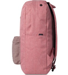 Herschel Supply Co. Rust Crosshatch Classics Heritage Backpack Model Picutre