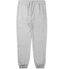 Shades of Grey by Micah Cohen Athlete Grey Lounge Pants Picture
