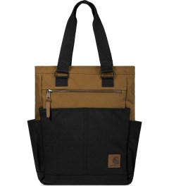 Carhartt WORK IN PROGRESS Hamilton Brown/Black Moore Bag Picutre