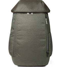 ULTRAOLIVE Grey/Rust Pebble Backpack Picutre