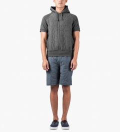 UNYFORME Navy Striker Shorts Model Picutre