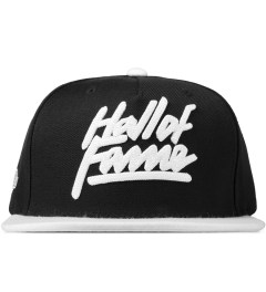 Hall of Fame Black Thunder Snapback Picutre
