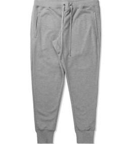 Jiberish Grey Cozy Sweatpants Picture