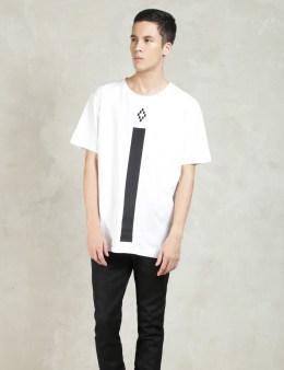 MARCELO BURLON White Domuyo T-Shirt Picture