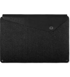 "MUJJO Black 13"" Macbook Air & Pro Retina Sleeve Picture"