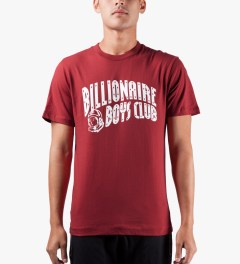 Billionaire Boys Club Chili Pepper S/S Classic Arch T-Shirt Model Picutre
