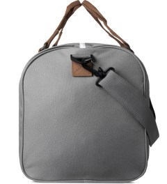 Herschel Supply Co. Grey/Tan Ravine Duffle Bag Model Picutre