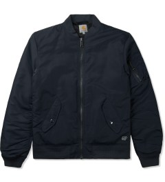 Carhartt WORK IN PROGRESS Marlin Ashton Bomber Jacket Picutre