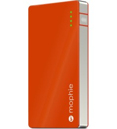 mophie Orange Power Station Mini Model Picture