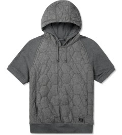 UNYFORME Heather Charcoal/Black Cooked Up Axel Hoodie Picutre