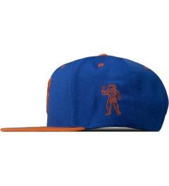 Billionaire Boys Club Royal ML Snapback Cap Model Picutre