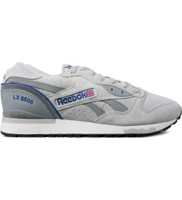 Reebok Grey LX 8500 Shoes Picture