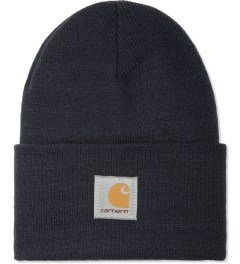 Carhartt WORK IN PROGRESS Jet Acrylic Watch Hat Beanie Picutre