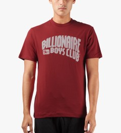 Billionaire Boys Club Chili Pepper S/S  Double Shake T-Shirt Model Picture