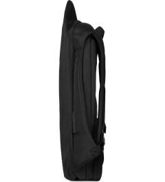 """Côte&Ciel Black Laptop Isar Rucksack for 15"""" to 17"""" Laptops Model Picture"""
