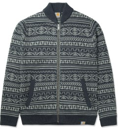 Carhartt WORK IN PROGRESS Marlin Welton Jacquard Jacket Picutre
