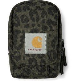 Carhartt WORK IN PROGRESS Cypress/Panther Print Small Bag Picutre
