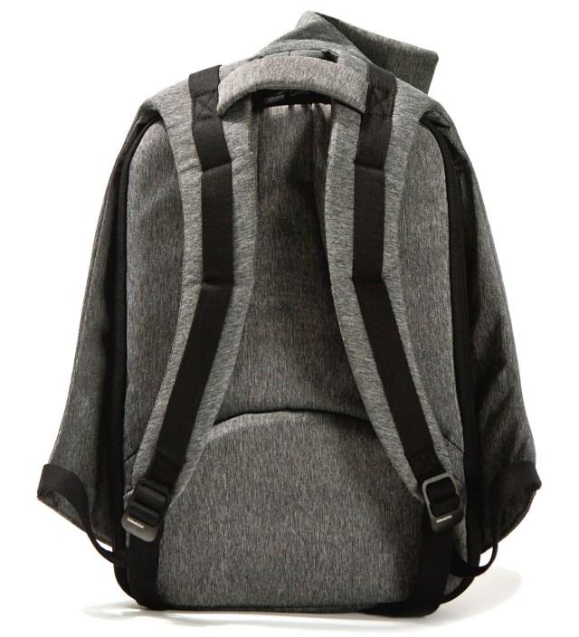 """Black Melange 13"""" - 15"""" Laptop Rucksack"""