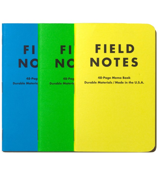 Neon Summer Camp 3-Pack Pocket Graph Paper