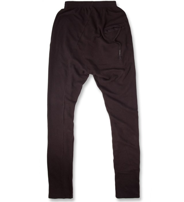 Brown Ashes Pujo Heavy Jersey Pants