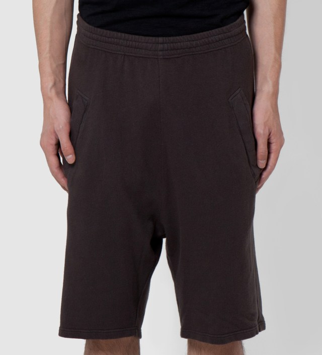 Brown Ashes Porss Heavy Jersey Shorts