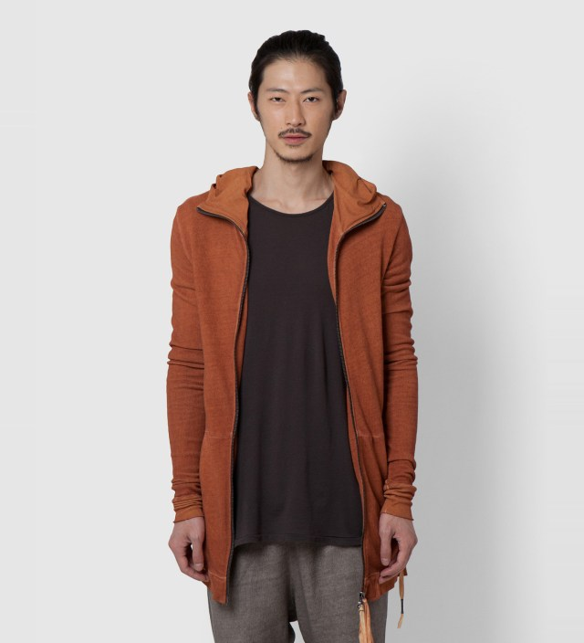 Camel Saffron Wash Torob Zip Up
