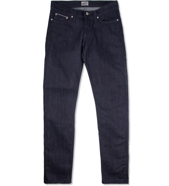 Weird Guy Indigo Selvedge Denim Jeans