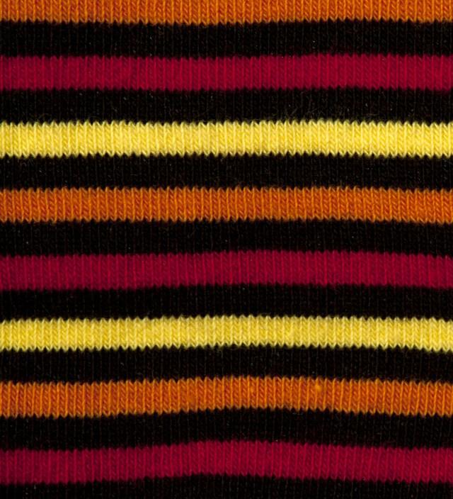 Stripe Detail Socks