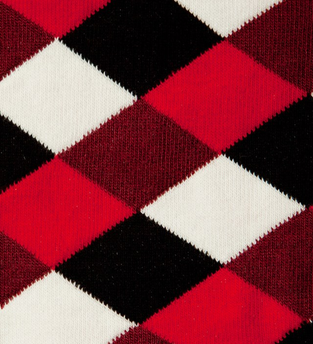 Square Pattern Socks