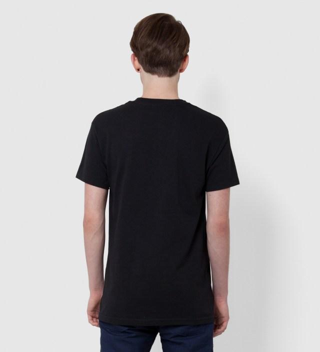Black Jasper Dolphin Heart Miley T-Shirt