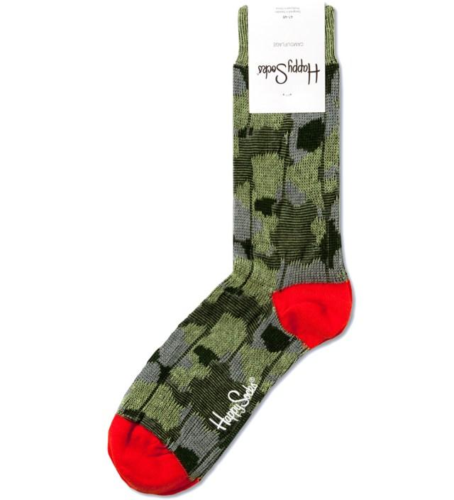 Camouflage 03 Socks