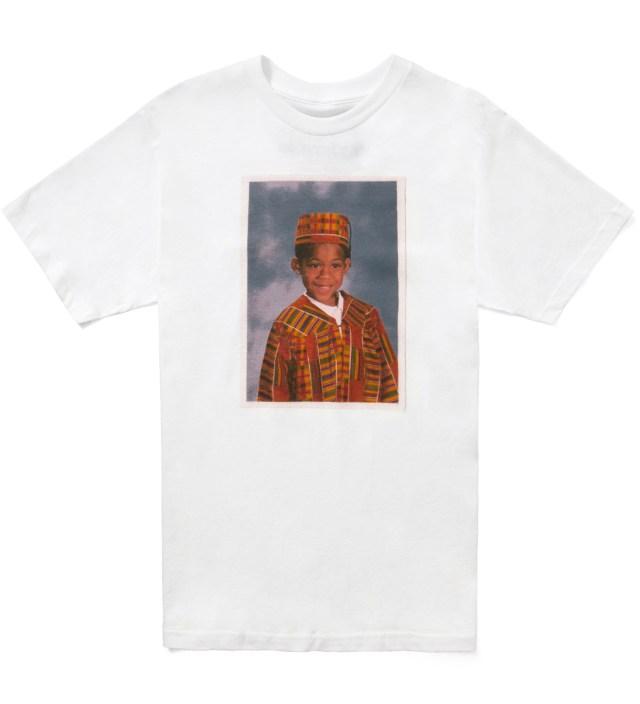 White Hodgy Dashiki T-Shirt