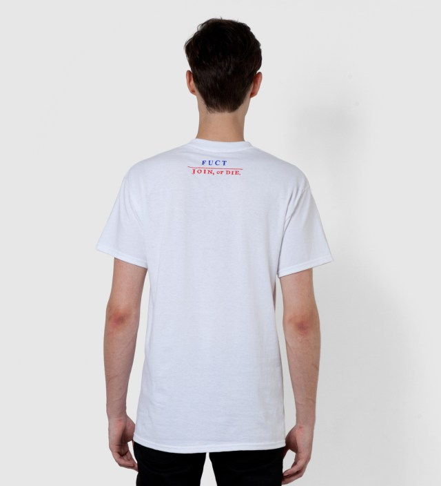 White Fuck Fed T-Shirt