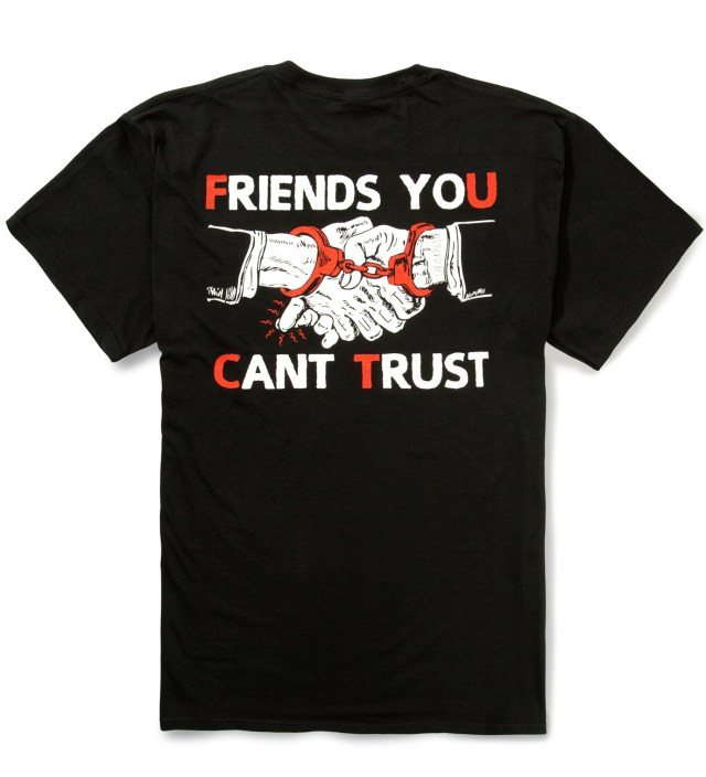 Black Friends Trust T-Shirt