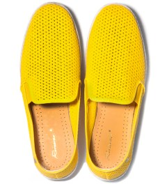 Rivieras Yellow Classics 30° Shoes Model Picutre