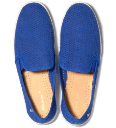 Rivieras Blue Classics 30° Shoes Model Picutre