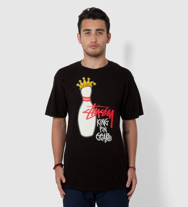 Black King Pin Gear T-Shirt