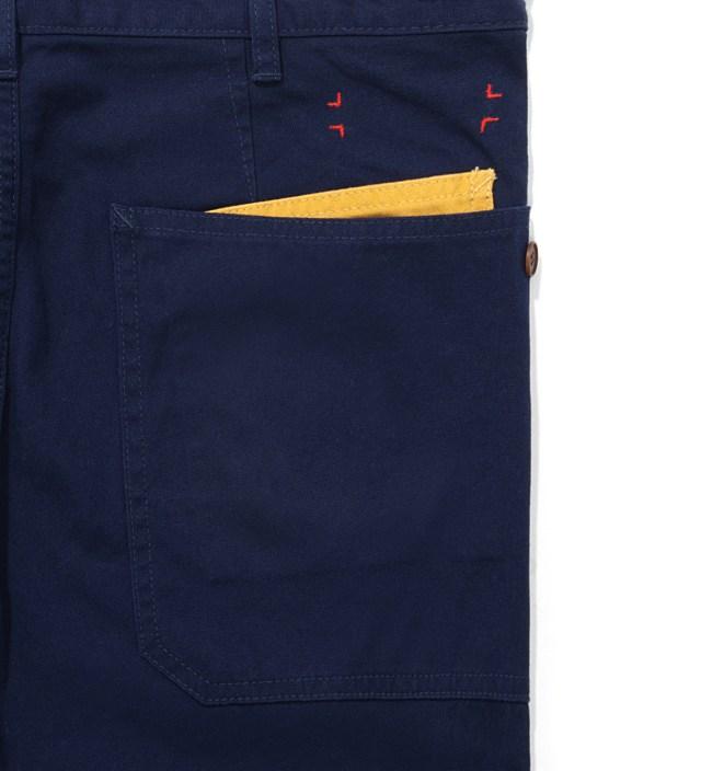 Navy Gardening Pants