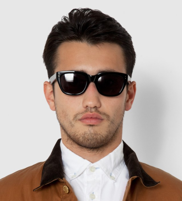 Black Matthew Sunglasses