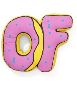 """Odd Future OF 8"""" Donut Pillow Picture"""