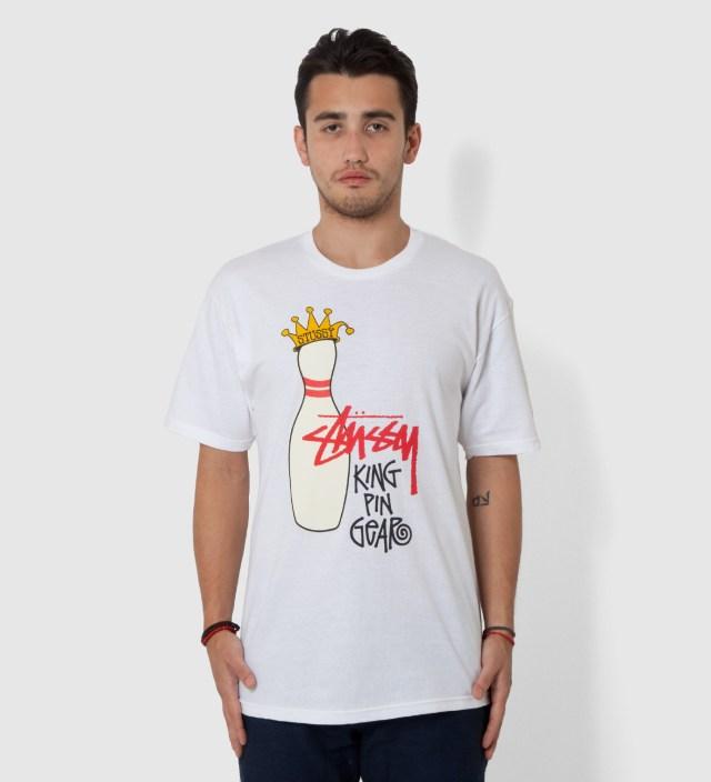 White King Pin Gear T-Shirt