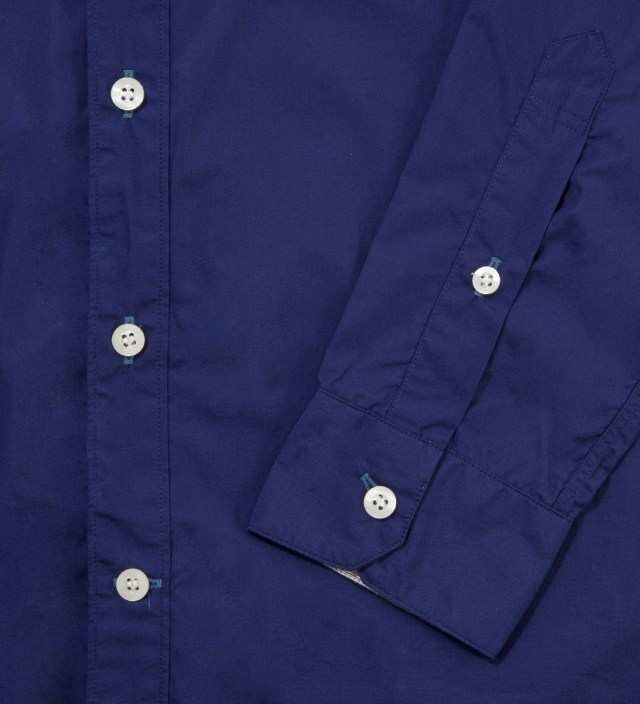 Blue Jerry Shirt