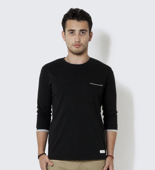 Black Layer Cake T-Shirt