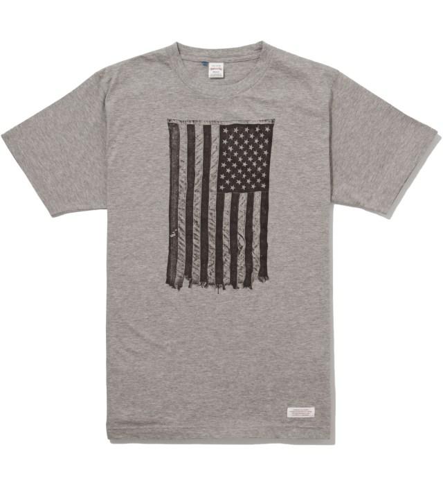 Grey Ash Star T-Shirt