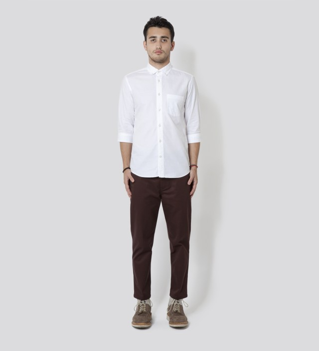 Brown Style Thunderbolt Trousers